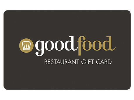 Good Food Restaurant Gift Cards By Good Food Gift Card Australia